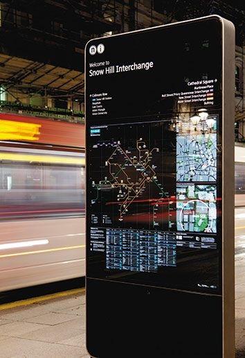 Directorios Interactivos Inteligentes Touch Para Centros
